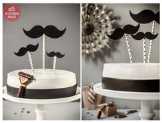 Birthday cake Man Beard Trend