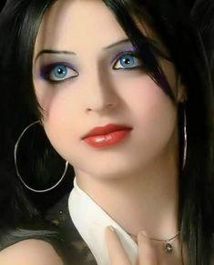 Oh my beautiful lips Most Beautiful Eyes, Gorgeous Eyes, Beautiful Girl Photo, Beautiful Girl Indian, Pretty Eyes, Beauté Blonde, Blonde Beauty, Girl Face, Woman Face