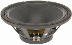 "Eminence Delta Pro 15 Cast Frame Speaker by Eminence. $131.59. 400 Watt 15"" Pro Series Speaker. (Inv Code: W04). Save 30%!"