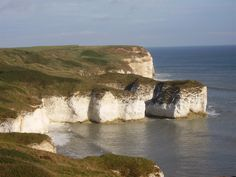 Flamborough Head, Yorkshire Coast.