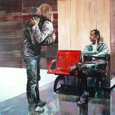 Visual Artist Dan Voinea