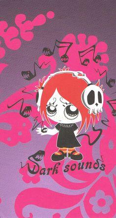 Ruby Gloom.com   ruby gloom dark sounds by xxxyaarxxx