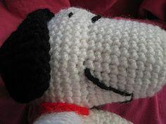 Snoopy Crochet Pattern, Part 1 & 2