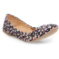 Women's Ona Round Toe Ballet Flats Mossimo Supply Co. -