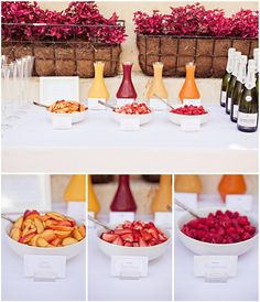 ★ Drinks : Mimosa Bar