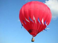 Hot Air Balloon Ride: United States Hot Air Balloon Team, omg, this is so in my bucklist