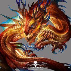 dragon epico - Buscar con Google
