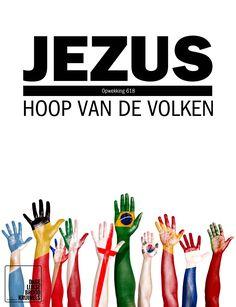 Jezus, hoop van de volken. Opwekking 618  #Jezus, #Opwekking  http://www.dagelijksebroodkruimels.nl/opwekking-618/