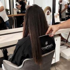 Cutting Hair, Hair Falling Out, Fall Hair, Bobs, Brown Hair, Hair Cuts, Floor, Change, Long Hair Styles