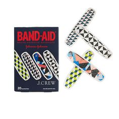 We worked with Band-Aid to make a playful cover for cuts and scrapes, so getting a boo-boo won't be so bad.  <ul><li>Import.</li></ul>