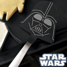 Flip More Pancakes Using Darth Vader's Face