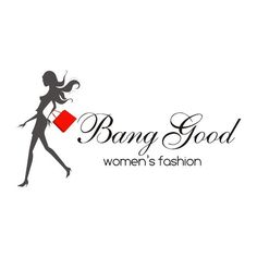 BangGood.com ❤ liked on Polyvore featuring banggood, logo, text, words, quotes, phrase and saying
