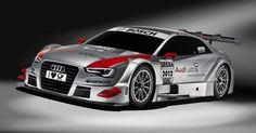 Tom Kristensen In The New Audi A5 DTM