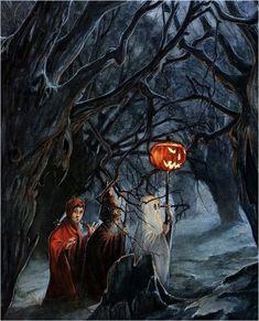 Halloween's Day | Greeting Card