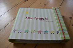 Barnets bog: Mine første år