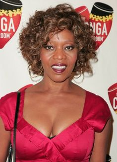 Alfre Woodard's soft curls give a fresh, playful look to her hair and are a wonderful way to soften a mature face (Meg Ryan uses a short curly 'do also.)More Hairstyles Just for Us:10 Perfect Ponytails Over 40Blond Hair Over 50Short Hair Over 40Red Hair Over 40Updos Over 40Bronde Hairstyles Ove...