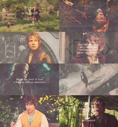 Bilbo Baggins, a respectable hobbit of the Shire. The Misty Mountains Cold, O Hobbit, Hobbit Hole, Concerning Hobbits, Bagginshield, Jrr Tolkien, Desolation Of Smaug, Into The West, Bilbo Baggins
