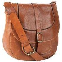 "Patricia Nash ""Barcellona"" Saddle Bag"