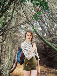Vanessa Jackman: Marli @ Premier Model Management