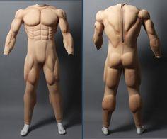 Realistic Lean #Muscle Suit