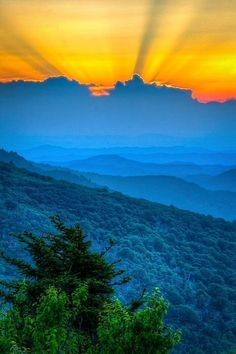 Crepuscular Rays - One of our Favorite Pinterest Boards - Dan 330