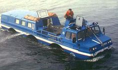 ZiL 49061 photos, picture # size: ZiL 49061 photos - one of the models of cars manufactured by ZIL Amphibious Vehicle, Bug Out Vehicle, Engin, Car Headlights, Expedition Vehicle, Latest Cars, Water Crafts, Big Trucks, Concept Cars