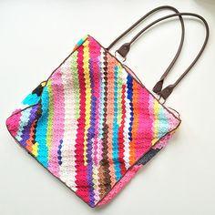 Marrose Yarn Ends bag