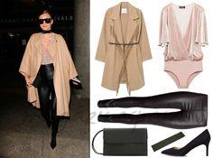 a-divina - Rebajas lll: Miranda Kerr, 1 pantalón 2 looks #moda #fashion
