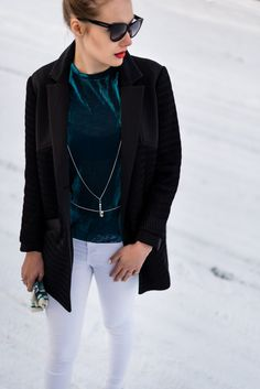 maje-tee-blogger-outfit