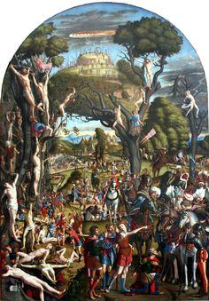Vittore_Carpaccio_-_Crocifissione_e_apoteosi_dei_diecimila_martiri_del_monte_Ararat.jpg (JPEG-Grafik, 2686×3861 Pixel)