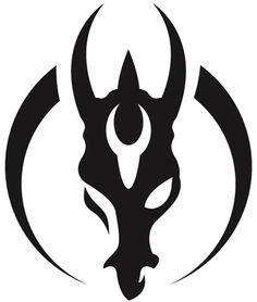 Symbol of Atarka Tattoo Sketches, Tattoo Drawings, Dungeons And Dragons, Cool Symbols, Desenho Tattoo, Dragon Art, Crests, Art Logo, Body Art Tattoos