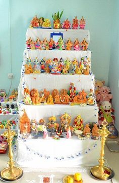 How to keep golu - A detailed post for Navratri
