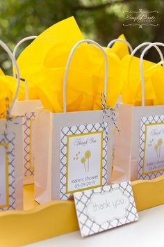 Dandelion Dreams and Wishes Baby Shower Party Ideas | Photo 12 of 17 | Catch My Party