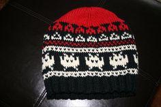 Monster lue. Knitted Hats, Beanie, Knitting, Fashion, Moda, Tricot, Fashion Styles, Breien, Stricken