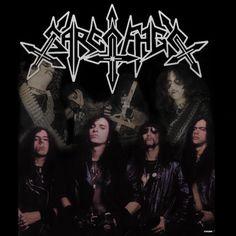Sarcofago Heavy Metal, Black Metal, Thrash Metal, Metal Bands, Rock Bands, Extreme Metal, Satan, Rock N Roll, Death