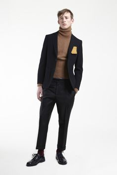 Carven Fall 2012 Menswear Collection Photos - Vogue