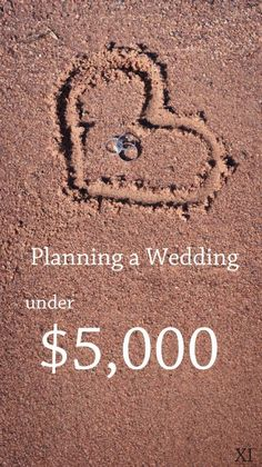 Won't need this for a long time, but....Planning a Wedding under $5,000--budget or not, she does have some good ideas.