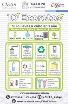 #EcoRetos #CMAS #Xalapa #Veracruz #ViveVerde #InviviendaMx
