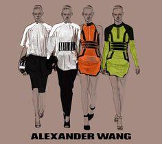 Alexander Wang 15SS