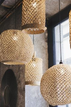 These lamps for rent are a great inclusion to your house hold Boho Lighting, Basket Lighting, Pendant Lighting, Luminaria Diy, Deco Boheme Chic, Rattan Pendant Light, Hanging Ceiling Lights, Ceiling Lighting, Lamp Shades