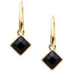 Diane von Furstenberg Cubism Crystal Dangle & Drop Earrings ($41) ❤ liked on Polyvore featuring jewelry, earrings, dangling jewelry, crystal jewelry, crystal earrings, hook earrings and crystal jewellery