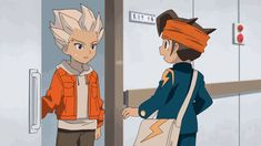 LEEDS⚡Inazuma Eleven - are not friends - Inazuma Eleven Go, Cute Eyes, Thing 1, Teen Wolf, Kawaii Anime, Diy For Kids, Images, Manga, My Love