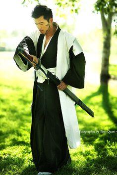 Shinigami Bleach Isshin Kurosaki Cosplay