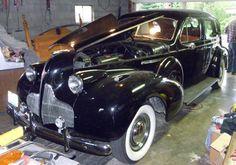1939 Buick Roadmaster $29500