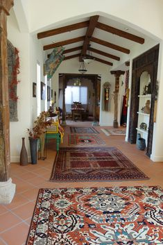 Carmel Home – Material Culture