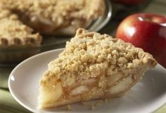 Apple Pie- No Added Sugar Gluten Free low Glycemic Recipe :: Steviva Brands Recipes
