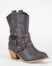 DIVA LOUNGE London Womens Boots 218130110 | Boots | Tillys.com