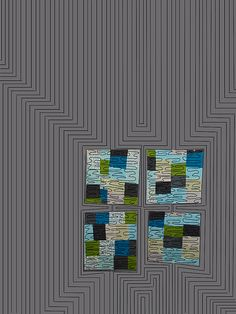 Tips on planning straight line quilting by Alissa Haight Carlton