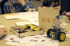 RE.WORK | Blog - Teaching STEM Using Real World Robotics