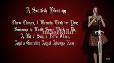 pinterest Scotish sayings | Scottish Blessing | Quotes